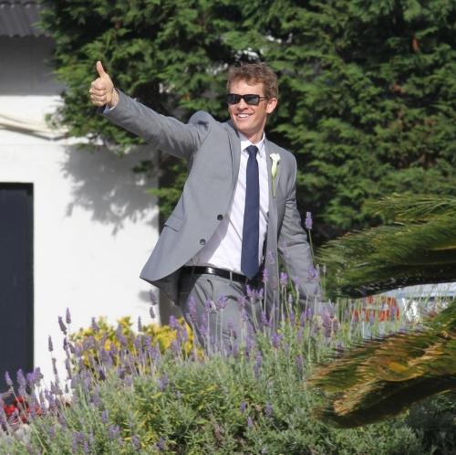 David paul olsen wedding